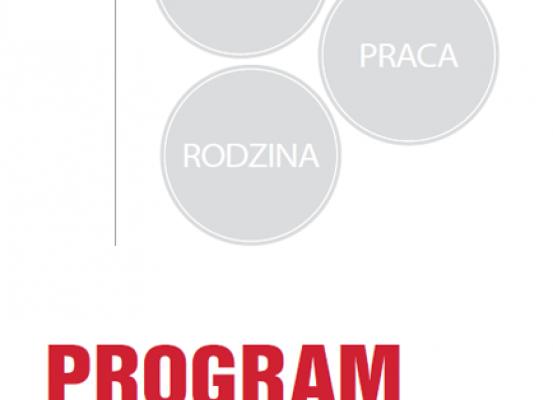 Program Prawa i Sprawiedliwości 2014