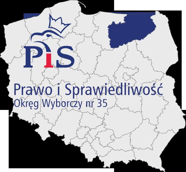 Okręg Wyborczy nr 35 do Sejmu Rzeczypospolitej Polskiej